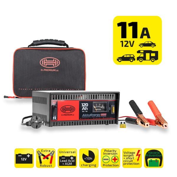 Premium Batterieladegerät 11A 12V