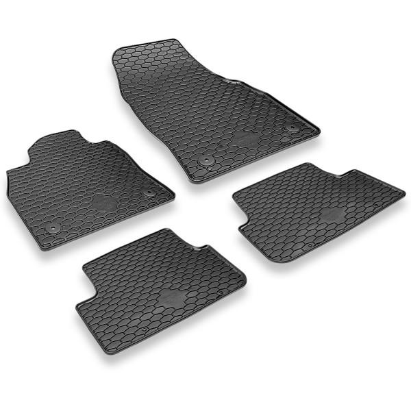 Fußmatten-Set Audi A3 (12-20), Seat LEON (12-20), VW GOLF 7 (12-19), VW GOLF 8 (20-)