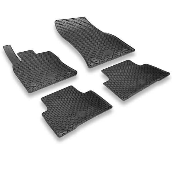 Fußmatten-Set SKODA Kodiaq (17-), VW Tiguan Allspace (17-), SEAT Tarraco (19-)