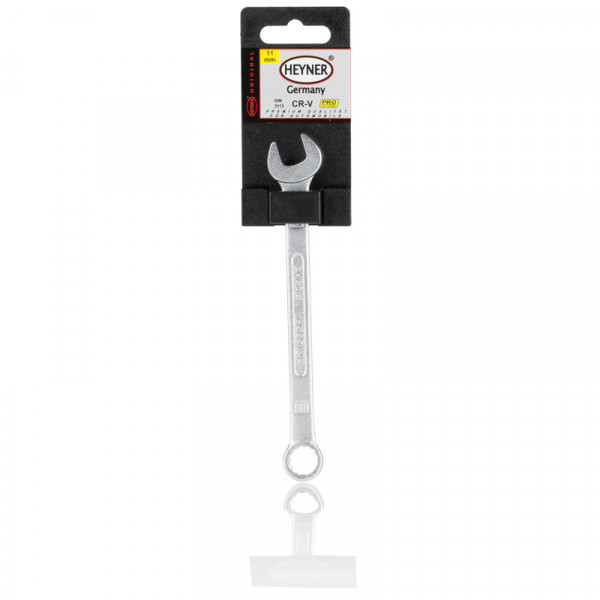 Premium Gabel-Ringschlüssel 11mm