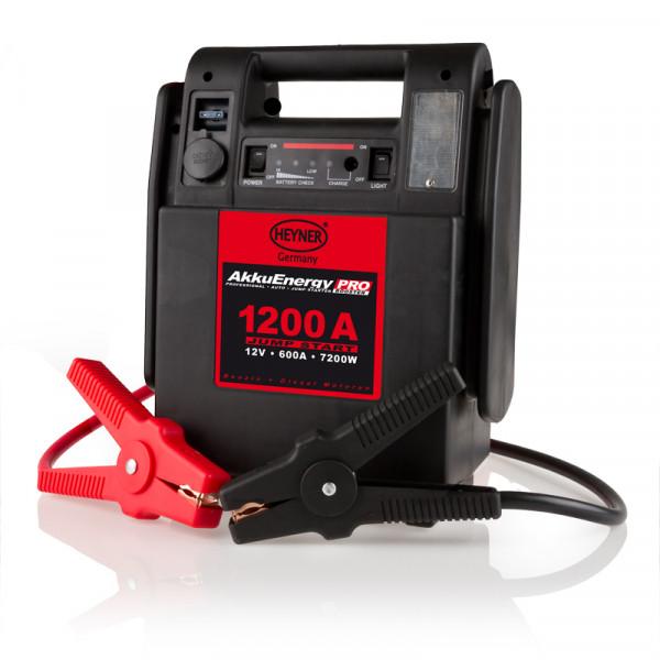 Professioneller Batterie-Starter 26Ah