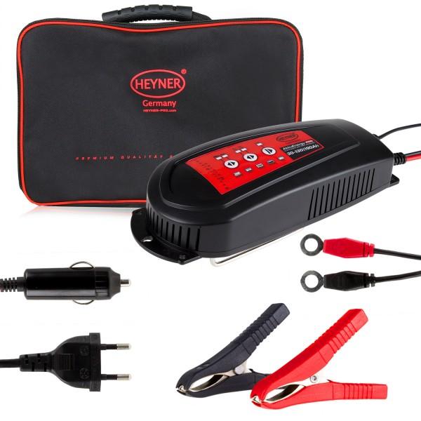 Premium elektronisches Batterieladegerät 6,5A 130Ah 12V