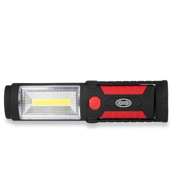 Premium COB-LED Arbeitslampe mit Akku