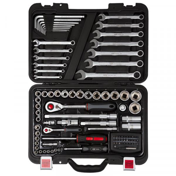 Werkzeugkoffer 96-tlg. PRO