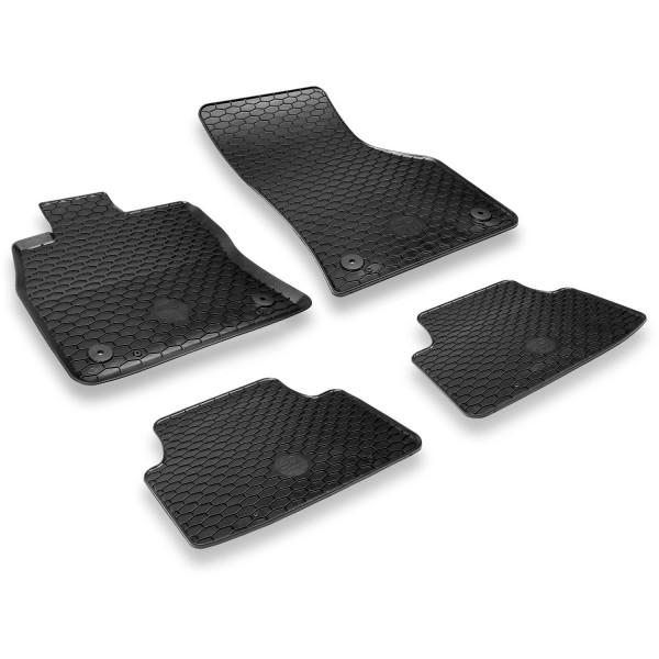 Fußmatten-Set Mercedes C63 AMG, C-Klasse, GLK-Klasse, GLC-Klasse