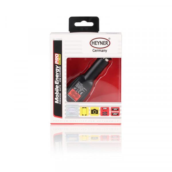 Premium Dual USB Handy Ladegerät 12/24V